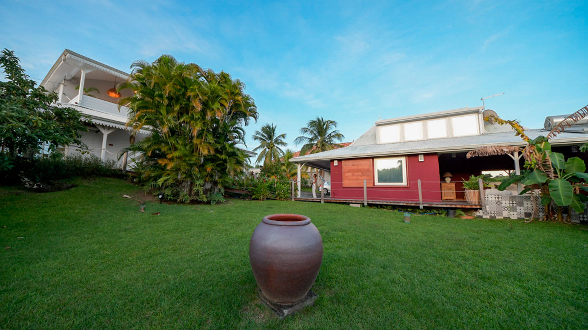 Bed and breakfast Fort-de-France in Martinique